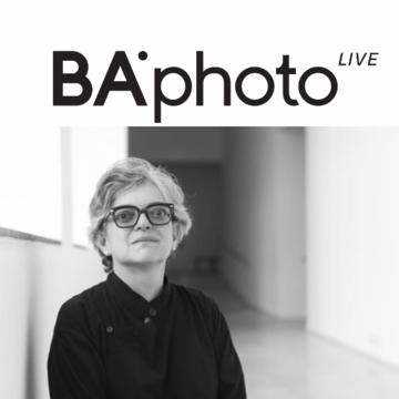 BAphoto – LIVETALK #06. CURATORIAL DISCOURSES WITH GABRIELA RANGEL AND FRANCISCO MEDAIL