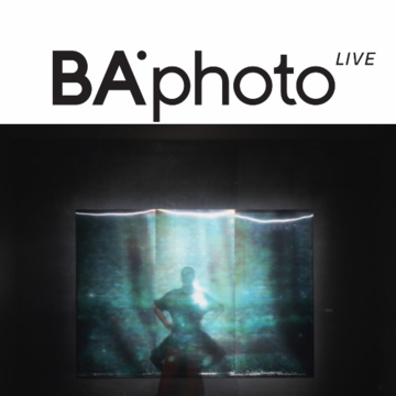 BAphoto PRESENTS LIVETALK #02: COLLECTION DIALOGUES WITH JOSÉ LUIS LORENZO