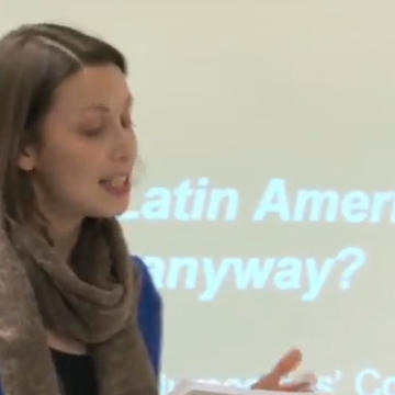 What is (Latin American) Art, anyway?: Dr Joanne Harwood, Dr Rebecca Breen and Ana Bilbao Yarto