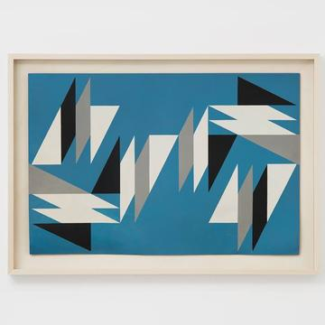 Alison Jacques Gallery presents Lygia Clark: works from the 1950s