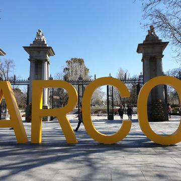 ARCOmadrid 2020: THIRD DAY, AT THE FAIR AND ON THE STREET