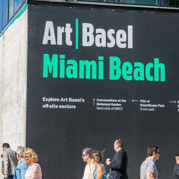 Art Basel Miami Beach: 16th edition