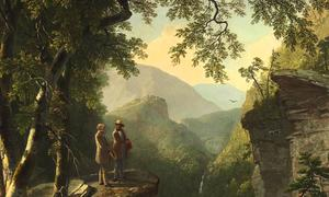 Kindred Spirits, de Asher Brown Durand.