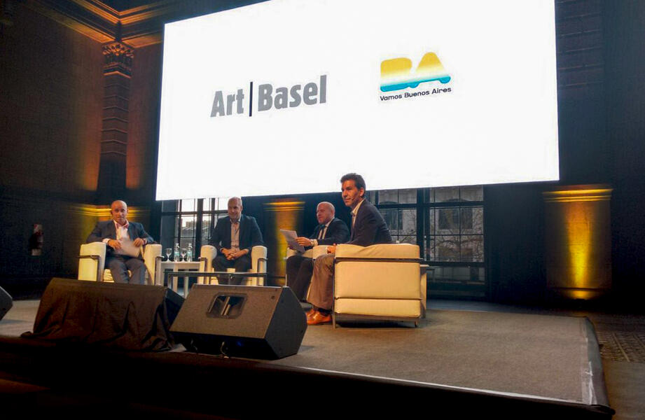 Art Basel Cities: Buenos Aires will be the first partner city for new Art Basel initiative