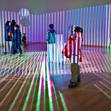 WITH THE PARTICIPATION OF CARLOS CRUZ-DIEZ AND HIS WORK, LUMINOUS REALITY, PHILLIPS PRESENTS PHILLIPS X, THE NEW EXHIBITION PLATFORM