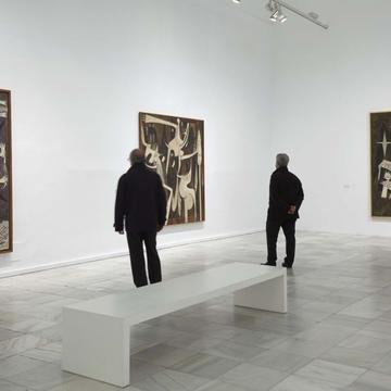 Wilfredo Lam´s exhibition continued  at Reina Sofia
