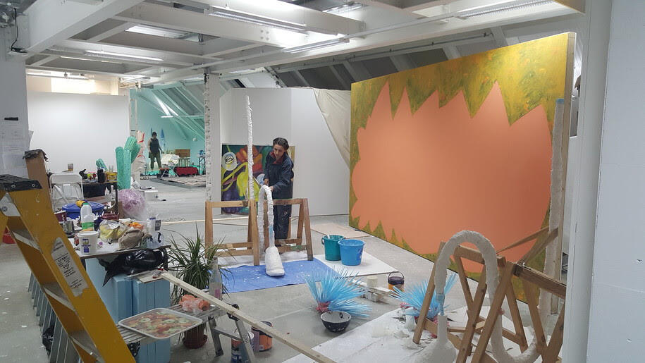 Call for MFA applications: The Ruskin School of Art at University of Oxford