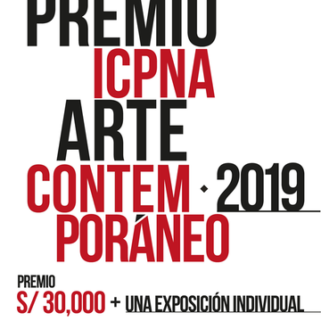 ICPNA CONTEMPORARY ART AWARD 2019