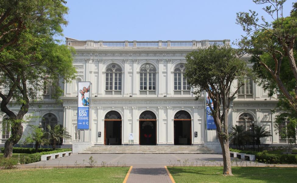THE ART MUSEUM OF LIMA LOOKS FOR A NEW DIRECTOR