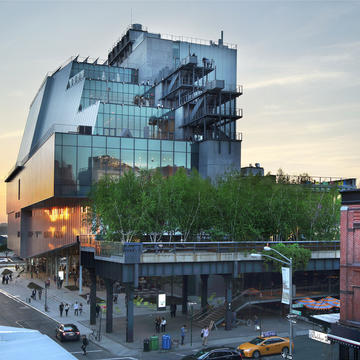 Whitney Museum of American Art seeks curator