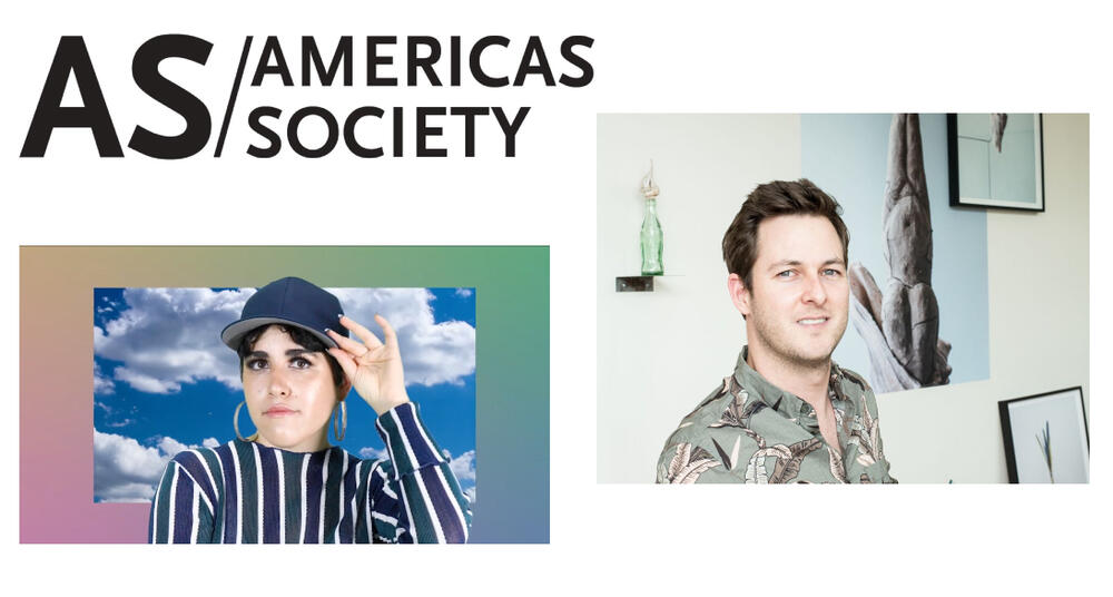 THIS WEEK ON AMERICAS SOCIETY: LIVE CONVERSATION WITH ARTISTS