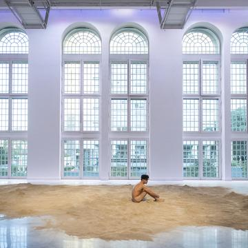 Faena Art Center presents 'En el Umbral' by Roger Hirons, winner of the 2016 Faena Prize