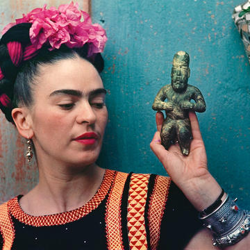 Frida & Idol, Muray Archive.