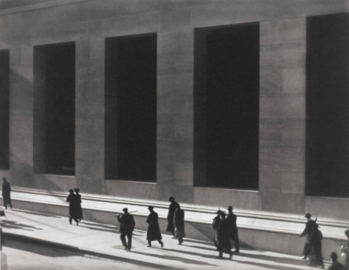 FUNDACIÓN MAPFRE EXHIBITS WORKS BY PAUL STRAND