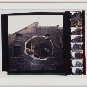 Gordon Matta-Clark, Conical Intersect, 1975 © The Estate of Gordon Matta-Clark / Artists Rights Society (ARS), New York Courtesy The Estate of Gordon Matta-Clark and David Zwirner