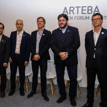 arteBA 2018 Inaugurated with an extensive  acquisitions program