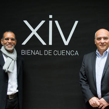 Cuenca Biennial  presents the invited artists of the XIV edition