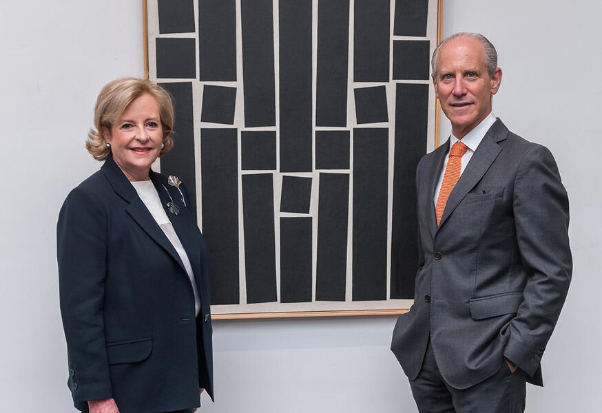 Major gift from the Colección Patricia Phelps de Cisneros add more than 100 works by latin american artists to MoMA