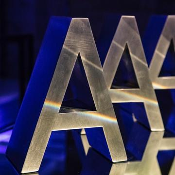 "THE ARCO FOUNDATION AWARDS THE ""A"" PRIZES FOR COLLECTORS"