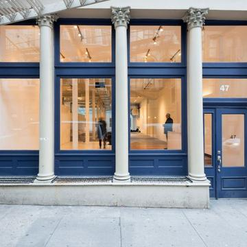 Alexander and Bonin Announce Gallery Relocation to TriBeCa