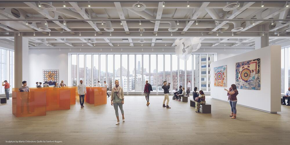 Columbia University Previews Opening of the Lenfest Center for the Arts on its New Manhattanville Campus