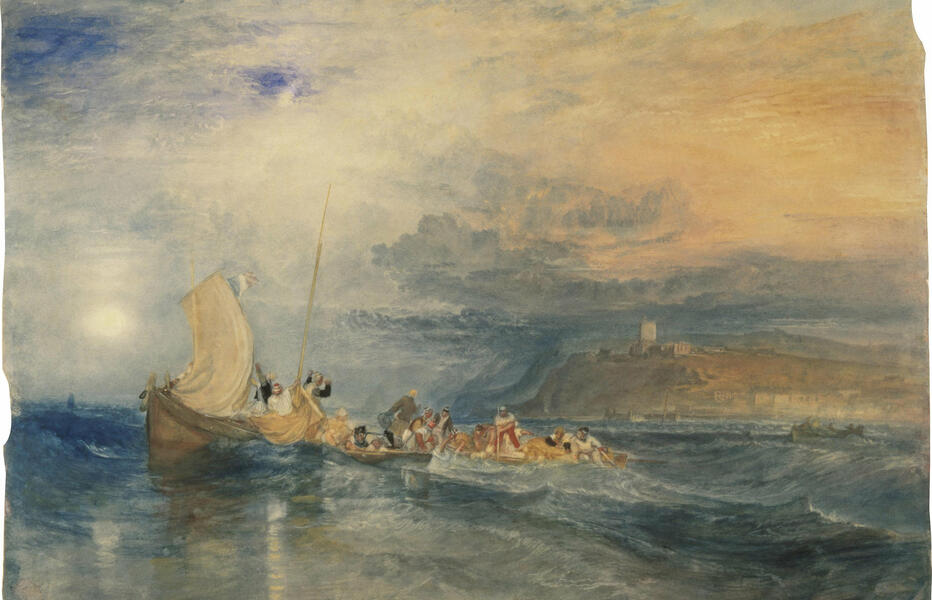 TURNER WATERCOLORS AT THE NATIONAL MUSEUM OF FINE ARTS OF ARGENTINA