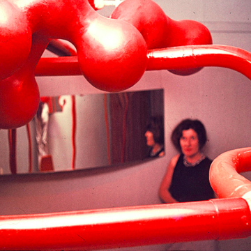 MARGARITA PAKSA, PIONEER OF CONCEPTUAL ART IN ARGENTINA, DIED AT 88 YEARS OLD