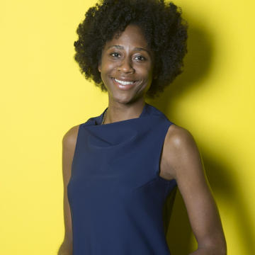Naomi Beckwith (Photo by Nathan Keay for MCA Chicago, courtesy the Guggenheim Museum)