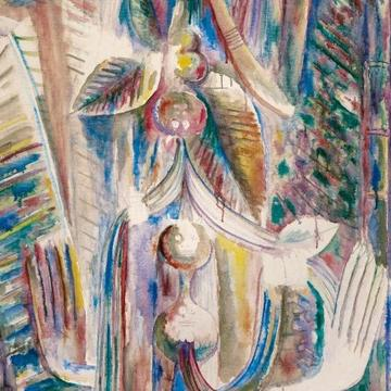 NEW AUCTION RECORD AT SOTHEBY'S FOR WIFREDO LAM AT $9.6 MILLION FOR HIS OMI OBINI