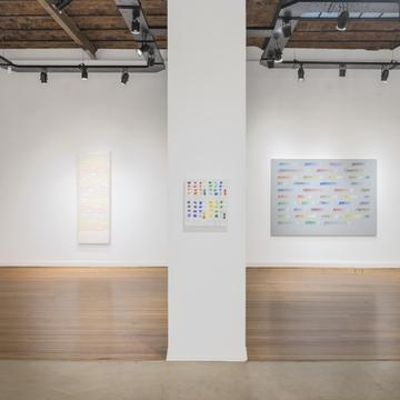 OSVALDO ROMBERG EXHIBITS A HISTORICAL REVISION OF COLOR