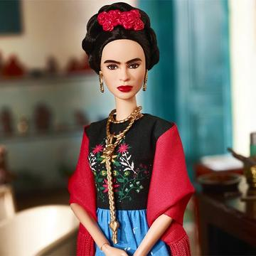 Mexican court blocks sales of Frida Kahlo Barbie doll