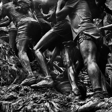 Gold- The Serra Pelada Gold Mine, Sebastián Salgado.