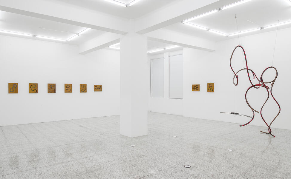 The 9.99 Gallery presents Darío Escobar / Órbitas imperfectas