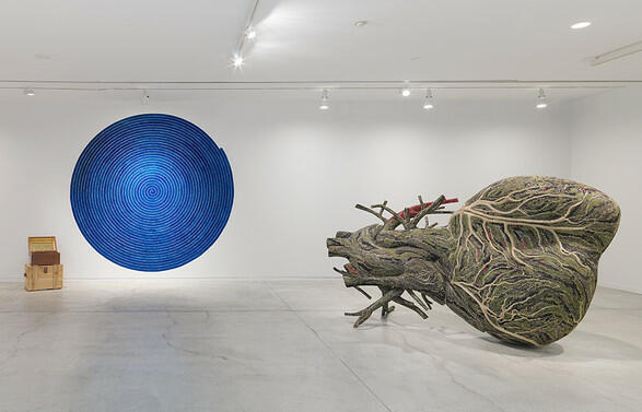 Bharti Kher at Vancouver Art Gallery