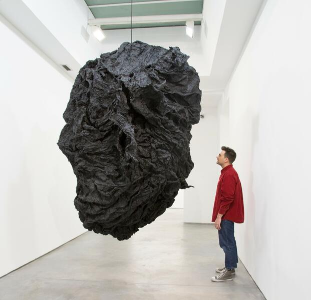 THE BODY'S MEMORY - MAX ESTRELLA GALLERY, MADRID